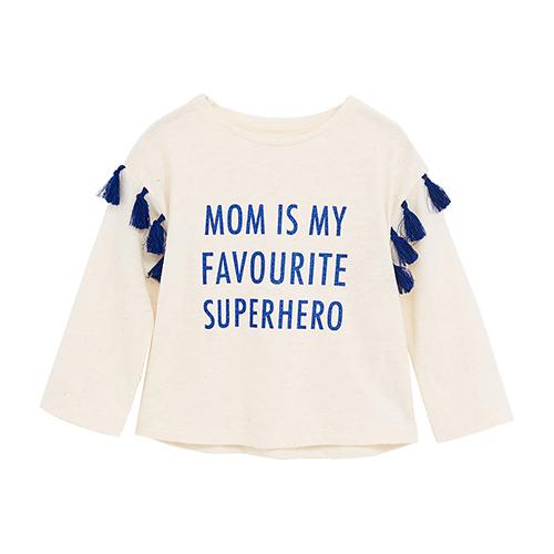 T-shirt Pompons