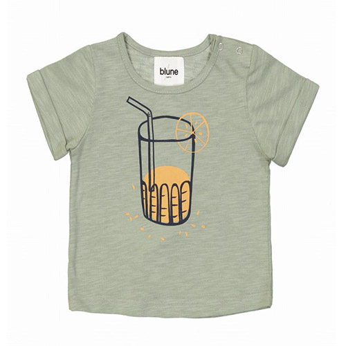 T-shirt Tangerine