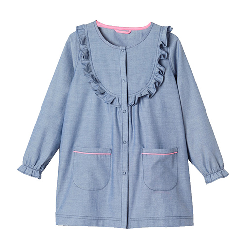 Tablier chambray