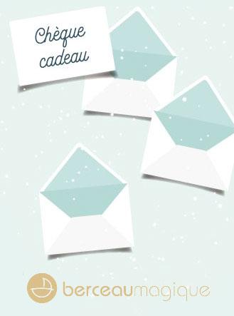 Carte Cadeaux Berceau Magique