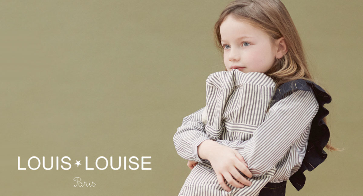 Collection Louis Louise Automne - Hiver 2017 - 2018