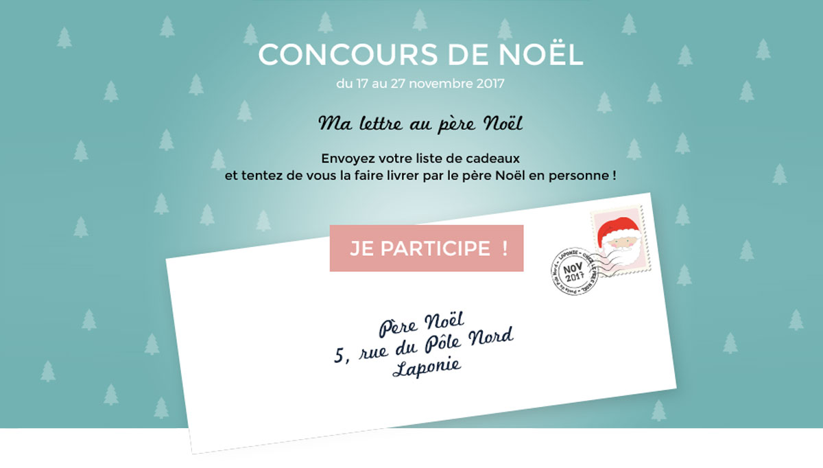 Concours : gagne ta liste de noël chez JeuJouet!