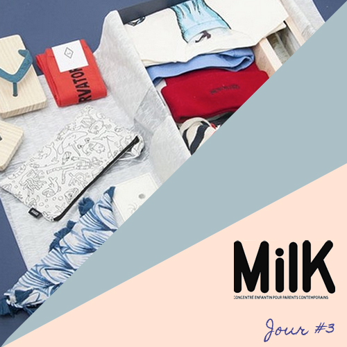Happy B-Day # 3 – Milk Magazine