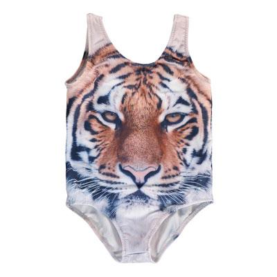 Maillot de Bain 1 Pièce Tigre
