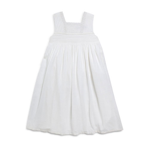 Robe longue white