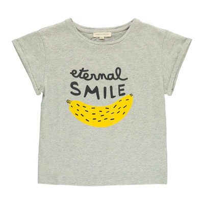 T-shirt Eternal Smile