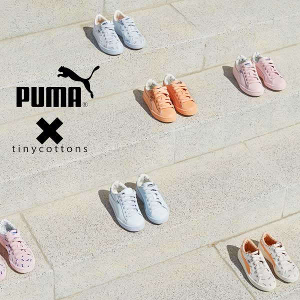 Collection capsule Tinycottons x Puma
