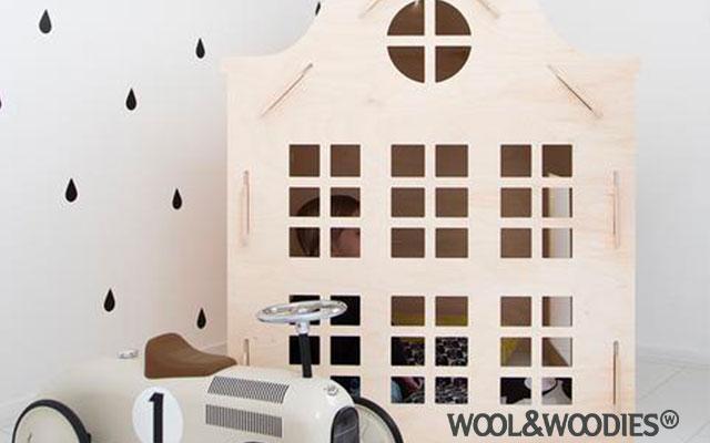 Wool and Woodies