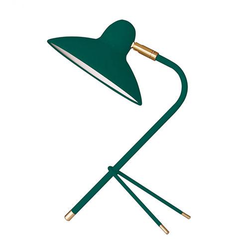 Lampe Arles vert