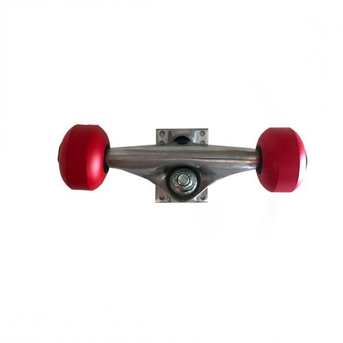 Patère roue de skate