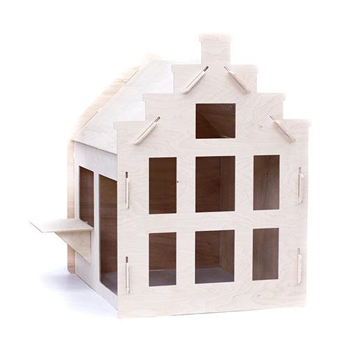Petite maison Hollandaise avec clochet