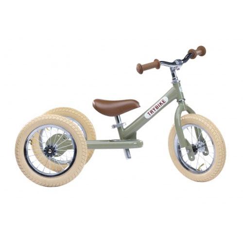 Trybike acier 2 en 1