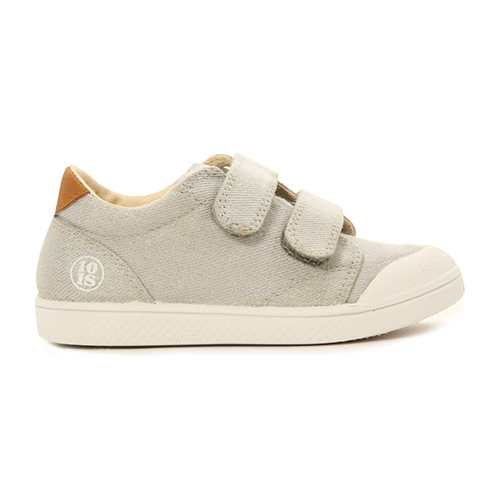 Basket gris lurex