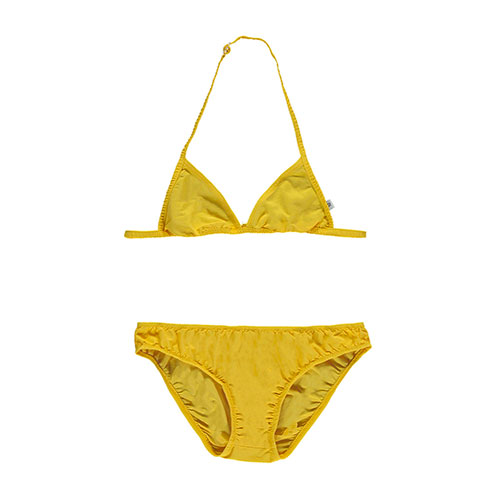 Bikini Caleta jaune
