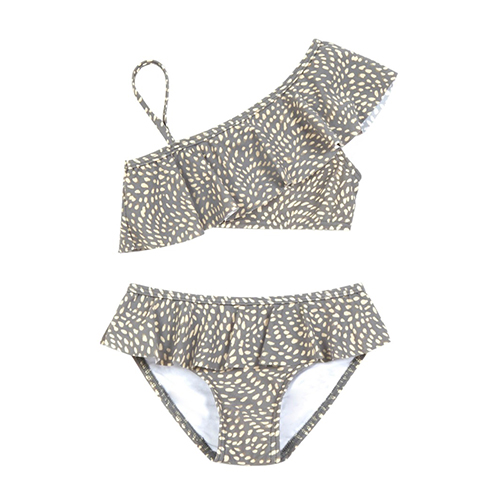 Bikini Pointillés Volants