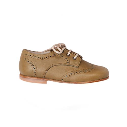 Chaussures à lacets x Pèpè