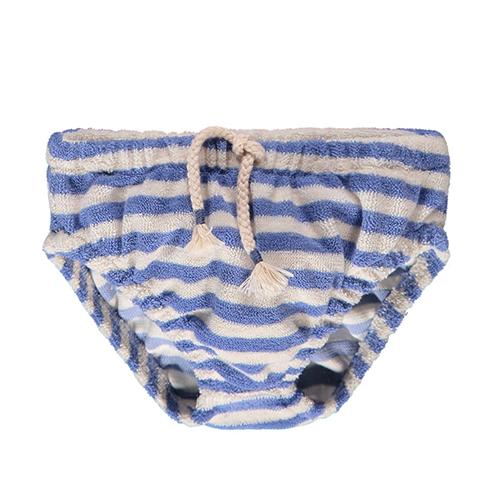 Culotte de bain rayée