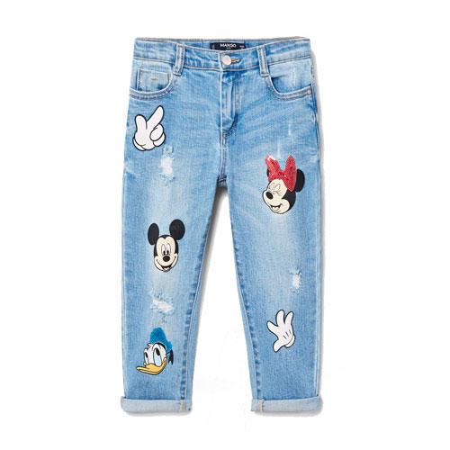 Jeans Regular Mickey