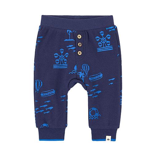 Pantalon bébé imprimé