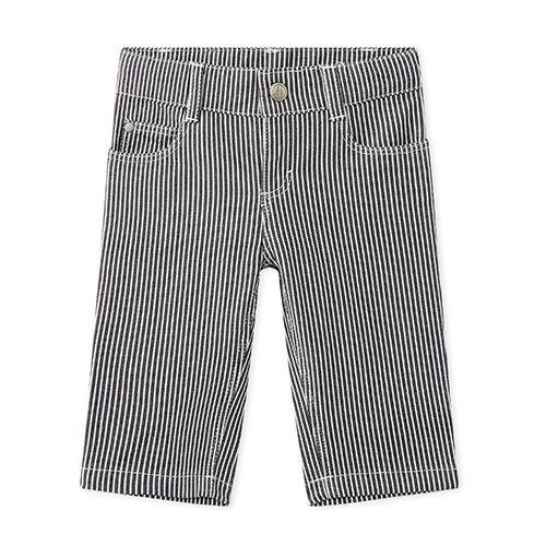 Pantalon bébé rayé