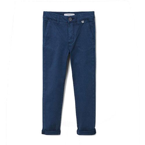 Pantalon chino Navy