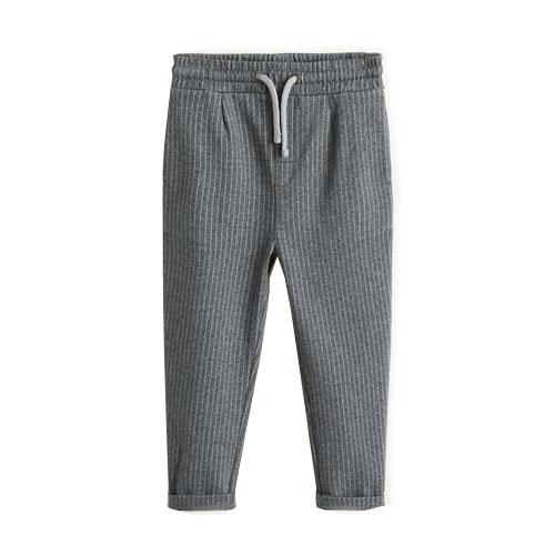 Pantalon jogging fines rayures