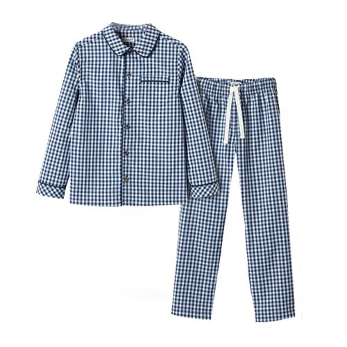 Pyjama classique Vichy