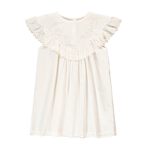 Robe Angélique Blanc