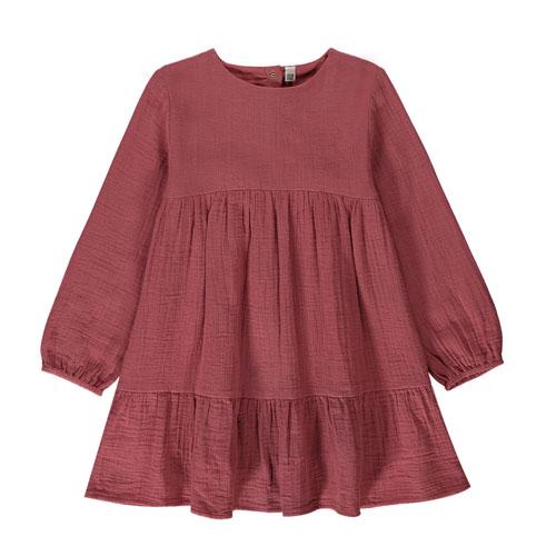 Robe bois de rose