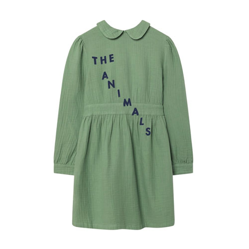 Robe Canary vert