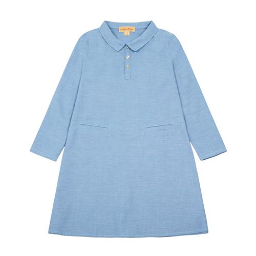 Robe chemise chic