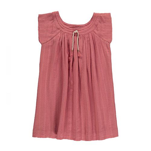 Robe Egee rose pâle