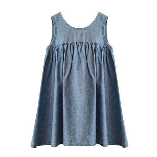 Robe Frankie Bleu