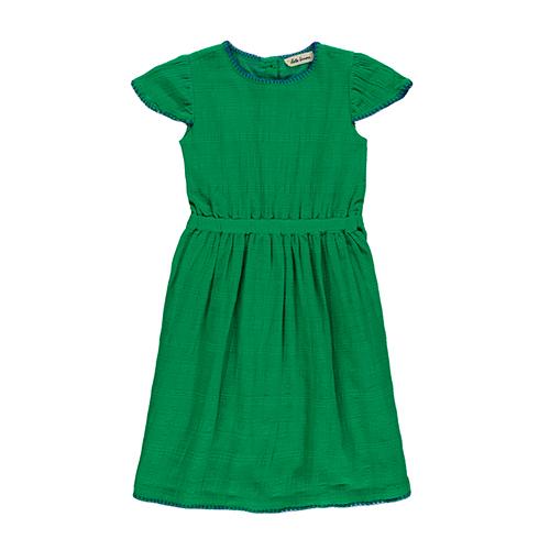 Robe Orphée Vert