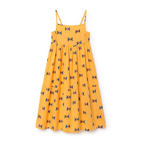 Robe Papillon jaune