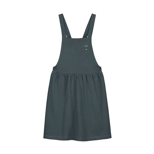 Robe Pinafore bleu