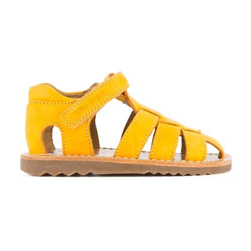 Sandales Waff jaunes