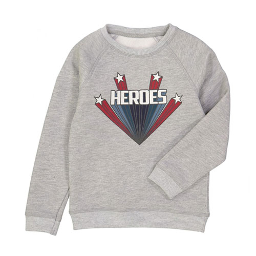 Sweat James Heroes