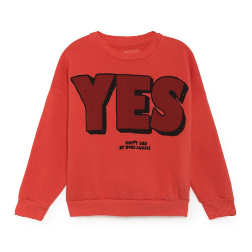 Sweat Yes rouge
