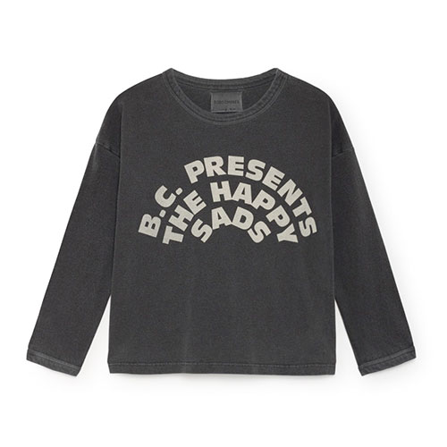 T-shirt Charbon