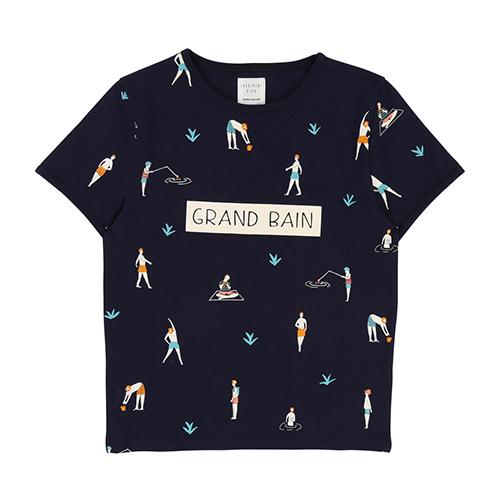 T-shirt Grand Bain
