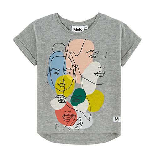 T-shirt Illustré Rachel