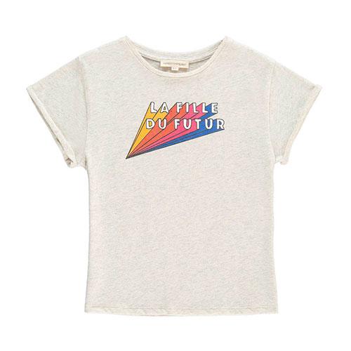 T-shirt La fille du futur