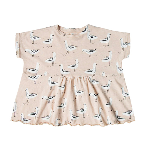T-shirt oversize Mouette