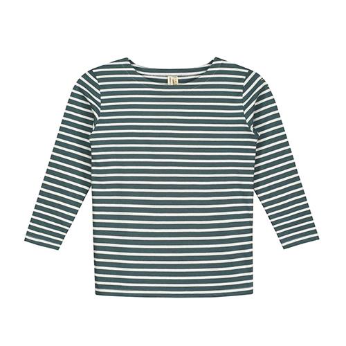 T-shirt rayé coton bio
