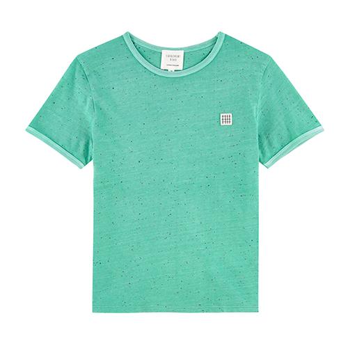 T-shirt vert d'eau