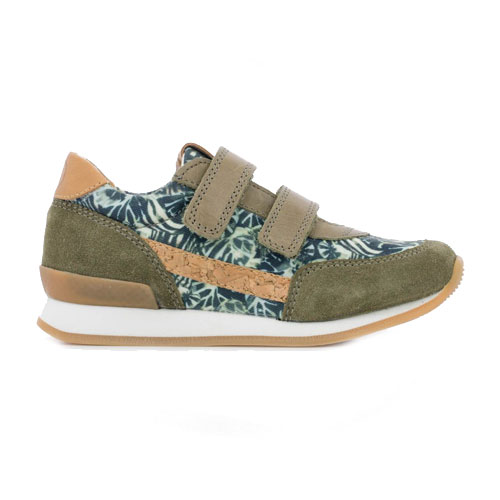 Tennis Jog Line Cork Camo Palm
