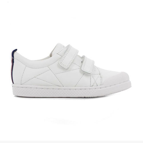 Tennis Win V2 Nappa White