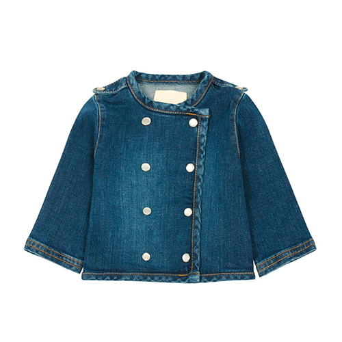 Veste denim Lucien