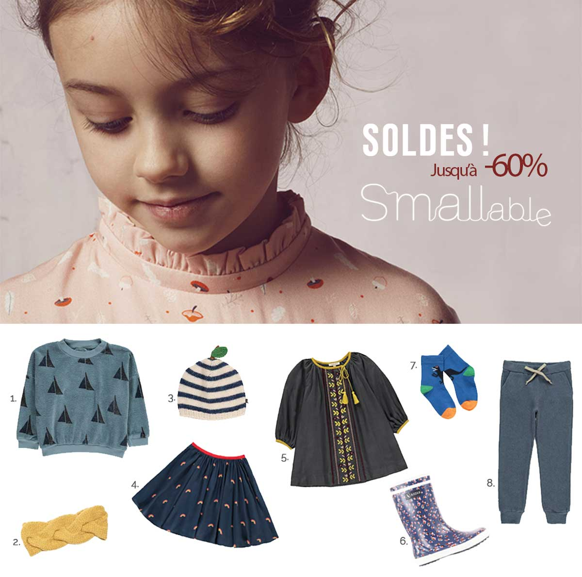 Best of Soldes Smallable